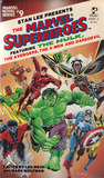 The Marvel Superheroes (Marvel Novel Series, #9)