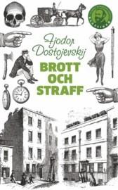 Brott och straff by Fyodor Dostoyevsky