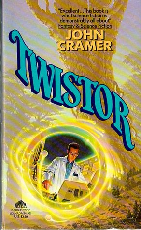 Ebook Twistor by John G. Cramer TXT!
