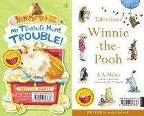 Tales From Winnie The Pooh/ Humphrey's Tiny Tales: My Treasure Hunt Trouble