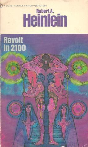Revolt In By Robert A Heinlein - Heinlein us map