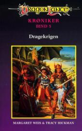 Dragekrigen by Margaret Weis