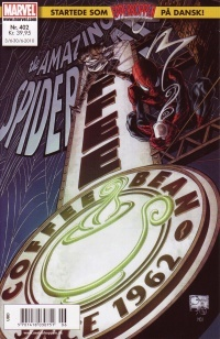 Spider-Man Nr. 402