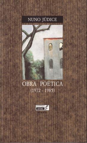 Obra Poética (1972 - 1985)