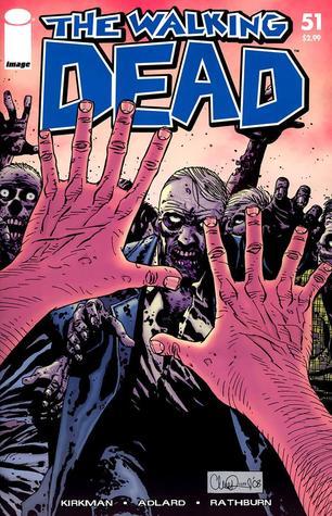 The Walking Dead, Issue #51 by Robert Kirkman
