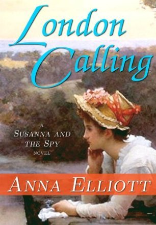 London Calling (Susanna and the Spy, #2)