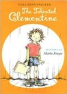 The Talented Clementine (Clementine, #2)