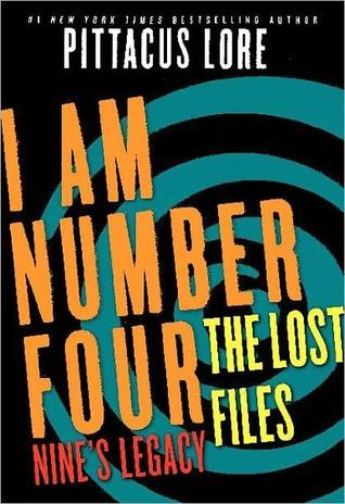 Nine's Legacy (Lorien Legacies: The Lost Files, #2)