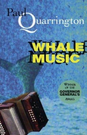 Whale Music by Paul Quarrington