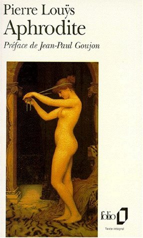 Aphrodite erotic novel
