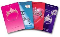 The Princess Diaries Four-Book Set by Meg Cabot