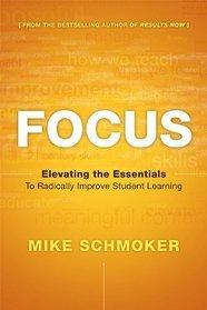Focus by Mike Schmoker