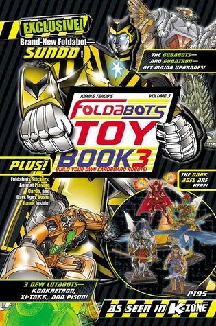 Foldabots Toy Book