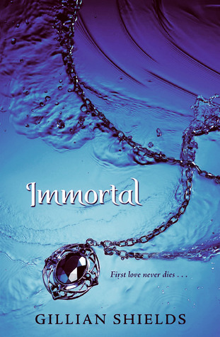 Book Review: Gillian Shields' Immortal