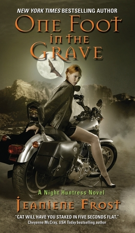 Goodreads share book recommendations with your friends join book one foot in the grave by jeaniene frost fandeluxe