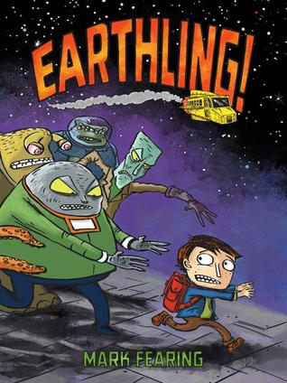 Earthling! by Mark Fearing