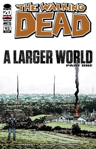 The Walking Dead, Issue #93 by Robert Kirkman