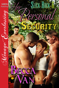 Her Personal Security by Becca Van