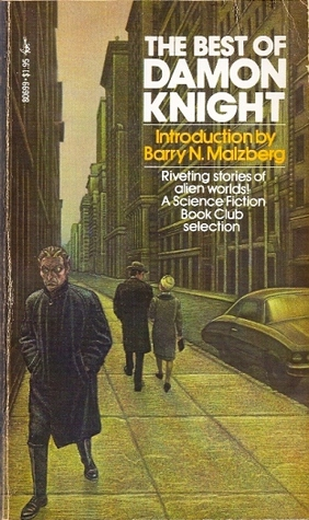 The Best of Damon Knight by Damon Knight