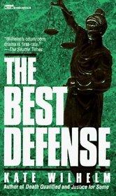 The Best Defense by Kate Wilhelm