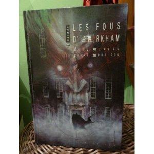 Batman - les fous d'Arkham by Grant Morrison