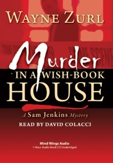 Murder in a Wish-Book House (Sam Jenkins Mysteries)