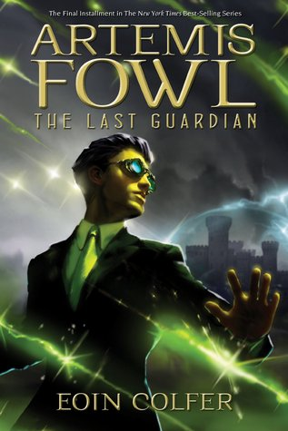 Artemis Fowl series by Eoin Colfer thumbnail