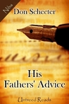 His Father's Advice