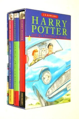 The Harry Potter trilogy (Harry Potter, #1-3)
