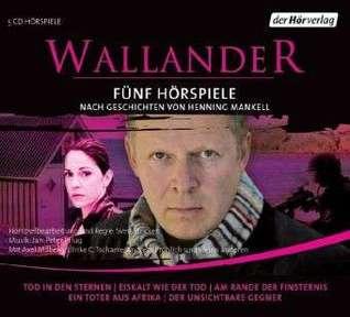 Wallander: 5 Hörspiele: 1. Staffel (Wallander radio plays, #1-5)