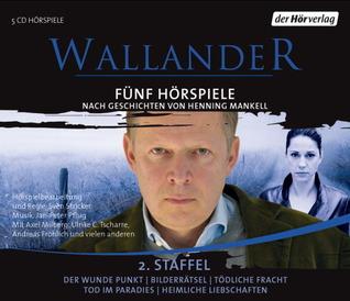 Wallander: 5 Hörspiele: 2. Staffel (Wallander radio plays, #6-10)