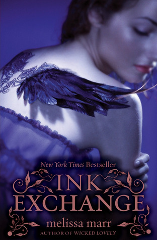 Ink Exchange(Wicked Lovely 2)