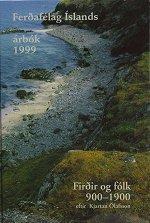 Firðir og fólk 900-1900 : Vestur-Ísafjarðarsýsla