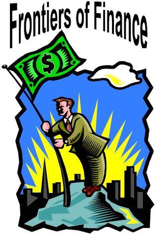 Frontiers of Finance