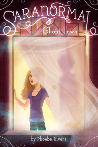 Ghost Town (Saranormal, #1)