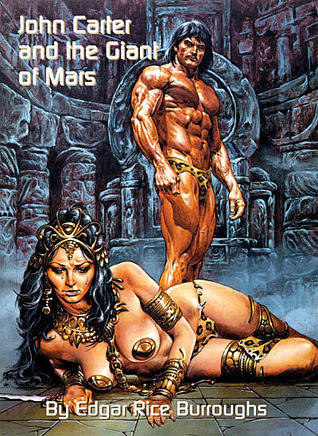 John Carter and the Giant of Mars (Barsoom #11A)