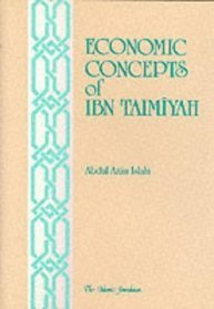 Economic Concepts of Ibn Taymiyyah