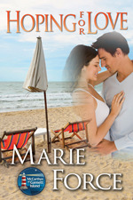 Hoping for Love (Gansett Island, #5)