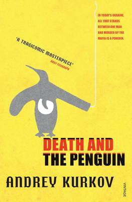 Death and the penguin by andrey kurkov death and the penguin fandeluxe Images