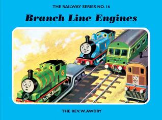Branch Line Engines (Railway Series #16)