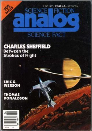 Analog Science Fiction and Fact, 1985 June