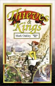 Thieves & Kings: The Winter Book (Thieves & Kings, #5)