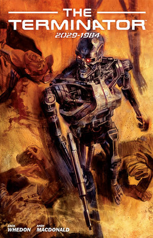 The Terminator by Zack Whedon