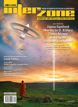 Interzone 236, September-October 2011 (Interzone, #236)