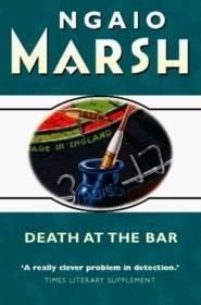 Death at the Bar by Ngaio Marsh