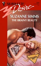 The Brainy Beauty (Silhouette Desire #850)