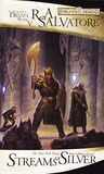 Streams of Silver (Forgotten Realms: Icewind Dale, #2; Legend of Drizzt, #5) cover