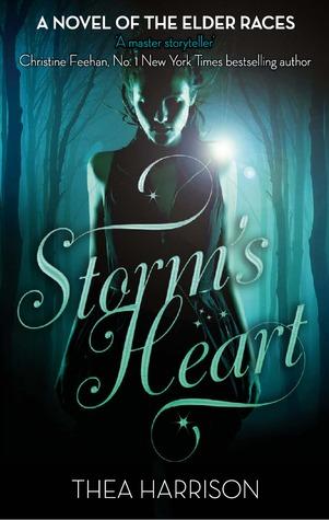 Storm's Heart (Elder Races #2)