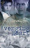 Avenging Heart by A.J. Llewellyn