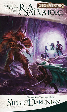 Siege of Darkness by R.A. Salvatore